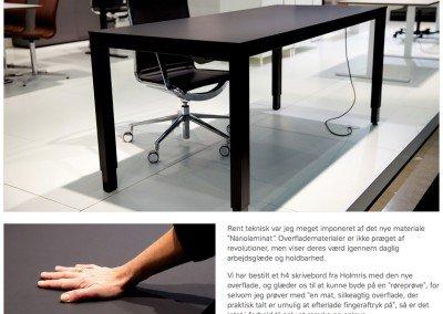 Om H4desk av Grape Design