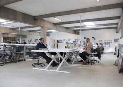 Xtable coolt höj- och sänkbart skrivbord