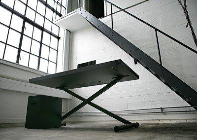 Xtable skrivbordet. Cool dansk kontorsdesign