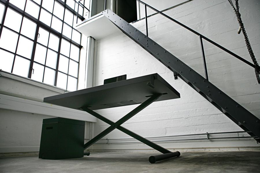 Xtable coolt dansk design skrivbord