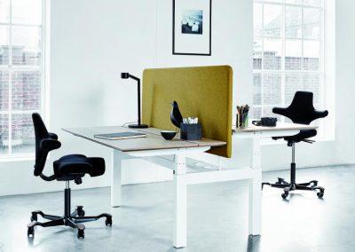 Q40 Dansk benching system hos Danish Form