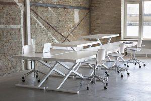 Xtable, coola Dansk designade skrivbord